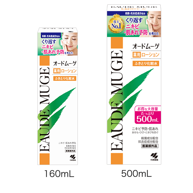 小林製薬 オードムーゲa(医薬部外品)