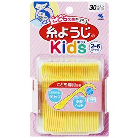 小林 齒間清潔牙線牙籤 兒童用